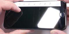 Pruebas de resistencia para el nuevo iPhone 7 en vídeo