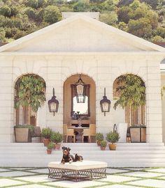 Los Angeles Designers Richard Hallberg and Barbara Wiseley