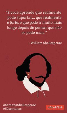 Conheça mais sobre os seus sentimentos com a sabedoria de Shakespeare
