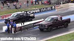 Драг Рейсинг Дизельные Грузовики и Пикапы Diesel Drag Race Trucks Pickups