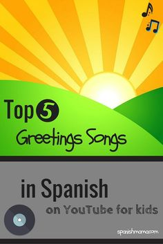 5 spanish counting songs for preschoolers education for early spanish greetings songs the best on youtube for kids m4hsunfo