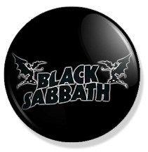 Www.rockebuttons.com Las mejores chapas de la historia del rock! Best rock and roll buttons! Coleccion black sabbath, logo