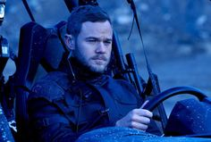 Killjoys' Aaron Ashmore Talks Old Town Wall Mystery, 'Shirtless' Drinking Game Killjoys Syfy, Drinking Games, Dark Matter, All News, Smallville, Old Town, Season 2, Jon Snow, Promotion
