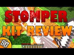 MCPVP.com | Review #40 STOMPER Kit Review | Minecraft Hunger Games - http://software.onwired.biz/games/mcpvp-com-review-40-stomper-kit-review-minecraft-hunger-games/