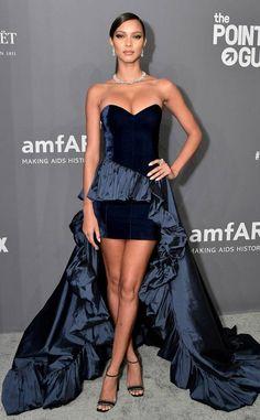 Lais Ribeiro - 2019 amfAR Gala New York