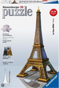 bol.com   Ravensburger 3D Puzzel Eiffeltoren - 216 Stukjes,Ravensburger   Speelgoed...