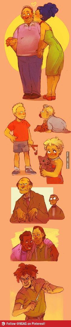 The Simpsons: Re-imagined