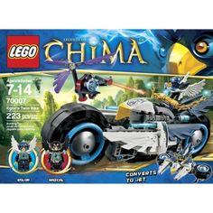 LEGO Chima Eglors Twin Bike 70007