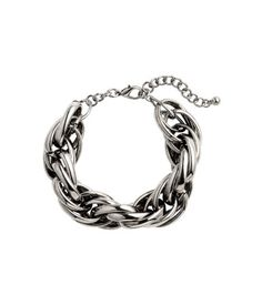 Metal Bracelet | Silver-colored | Ladies | H&M US