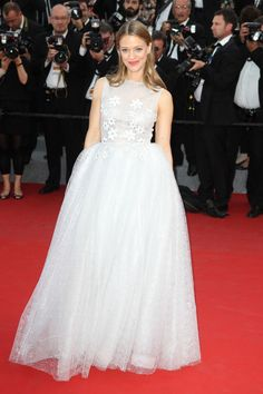 Heike Makatsch. See all the best looks from the 2015 Cannes Film Festival.