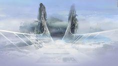 Longest glass-bottom bridge set to open in China. Extreme architecture by Haim Dotan.
