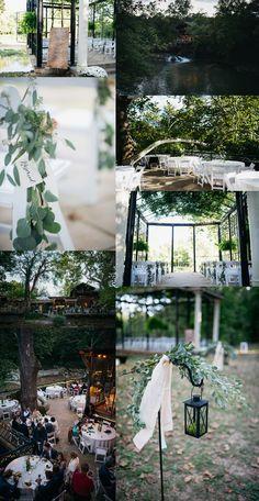 Lalumondiere River Mill and Gardens Wedding - St. Louis Wedding Venues - Unique Wedding Venue - outdoor wedding - Charis Rowland Photography - St. Louis and Destination Wedding Photographers - Elopement riverside wedding - BHLDN dress