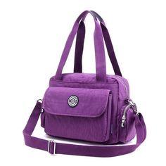 db1efe362f Women Messenger Bag Vintage Travel Fashion Crossbody Bags Bolsas Femin –  intothea Moda Da Viaggio,