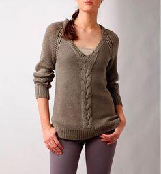 Grain de Malice Knit Sweater