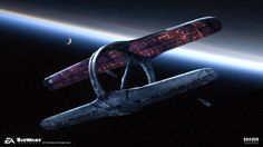 Mass Effect Andromeda - The Nexus, Brian Sum on ArtStation at https://www.artstation.com/artwork/1YBvZ