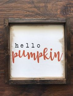 Can't wait for Fall! Fall Wood Signs, Fall Signs, Wooden Signs, Fall Crafts, Holiday Crafts, Stencil Wood, Happy Fall Y'all, Diy Signs, Letterboard Signs