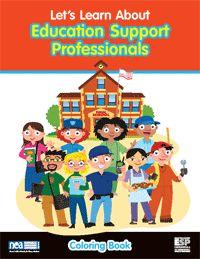 AMERICAN EDUCATION WEEK VINTAGE 1950s KIDS TEACHER GLOBE GRAPHIC ...