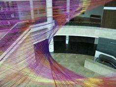 Výsledek obrázku pro string art 3d