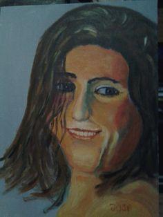 schilderij van Gemana