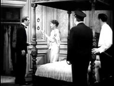 The Ghost Walks (1934 ) On a stormy night, a theatrical producer, his secretary, and playwright Prescott Ames are stranded when their car skids off the road and gets stuck. The three take refuge in the nearby home of Dr. Kent, a friend of Ames. One of Kent's patients, who is staying at the house, is acting strangely, and the others in the house tell the newcomers that she is behaving this way because it is the anniversary of her husband's murder. Spookiness ensues,