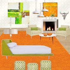 designer rooms to copy