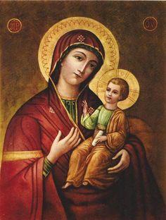 Hoje é a festa de nossa senhora mãe da divina providencia.