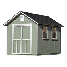 Handy Home Products - MERIDIAN - 8' X 10' W/ FLOOR - 19348-4 - Home Depot Canada, $2039