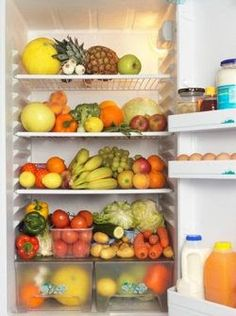 These are some great tips on how to store your fruits and veggies so that you get the most life out of them.