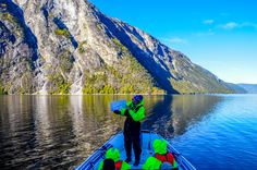 Guided safari on the fjords Before I Die, Closer To Nature, Norway, Safari, To Go, Activities, Adventure, Mountains, Places