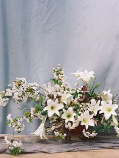 Gorgeous arrangement by Sarah Winward, See more now on Cottage Hill