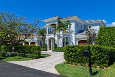 Silver Palm Exterior - tropical - Exterior - Miami - Beres Design Group