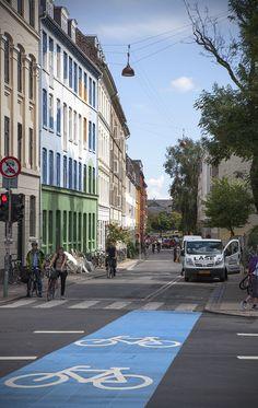 Colourful Norrebro, Copenhagen
