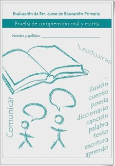 """Modelos de Pruebas de Competencia Lingüística, publicadas por el Ministerio de Educación, de la """"Evaluación individualizada de 3º curso de Primaria"""" que se aplicará en España el presente curso con motivo de la entrada en vigor de la LOMCE."""
