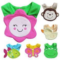 >> Click to Buy << New top baby bibs cute animal breastfeeding nursing cover manta de lactancia cartoon towel1 stereo slobber baby girl boy babador #Affiliate