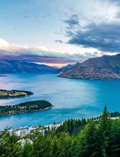 Road Trip New Zealand, New Zealand Lakes, New Zealand Cities, New Zealand Adventure, Visit New Zealand, New Zealand Travel, Queenstown New Zealand, Auckland New Zealand, Round The World Trip