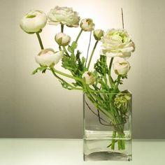 Un bouquet de renoncules (bosje ranonkels - wat een naam!)