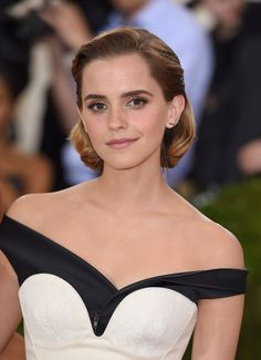 Emma Watson's Met Gala Dress Was Literally Made Out of Garbage