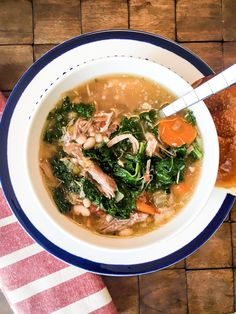 ... Tuscan Soup on Pinterest | Soups, Soup Recipes and Olive Garden Tuscan