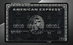Limited edition aurae credit card design by steve aoki pinterest american express centurion amex black black cardbusiness colourmoves