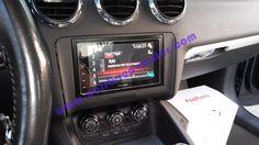 Pioneer SPH-DA120 su Audi TT