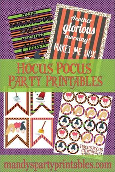 Hocus Pocus Party Pr