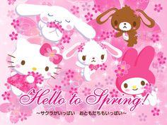 Hello To Spring!