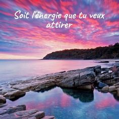 Karma, Image Club, Affirmations Positives, French Quotes, Messages, Water, Loi Attraction, Life, Outdoor