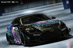 Vinyl Wrap Car, Forza Horizon 4, Drifting Cars, Custom Cars