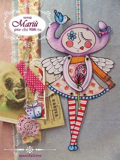 manifattive: a Mariù to whoever you want ...freebie paperdoll cute and unusual  : )