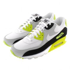 Nike Air Max 90 Premium Trainers Strata Grey