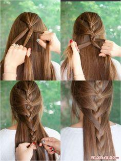 Những kiểu tóc đẹp điệu đà cho nàng chào đón mùa Xuân