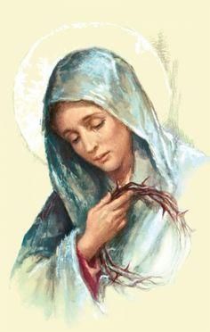 As dores de Maria.