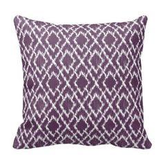 20 x 20 Kess InHouse Kess Original Argyle Dusk Throw Pillow