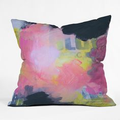 Natalie Baca Stolen Dream Throw Pillow | DENY Designs Home Accessories